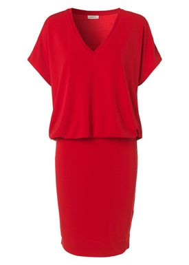 By Malene Birger - Dress - Amanth - Bright Red