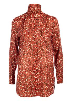 By Malene Birger - Skjorte - Abracca - Autumn Red