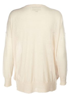 By Malene Birger - Strik - Biagio Thin Knit - Linen Rose