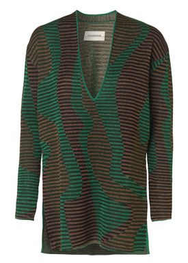 By Malene Birger - Knit - Ivalo  - Green Garden