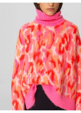 By Malene Birger - Strik - Lallii - Clear Pink