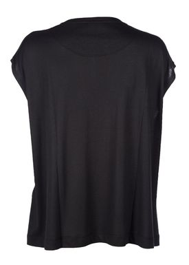 By Malene Birger - T-shirt - Vandun - Sort
