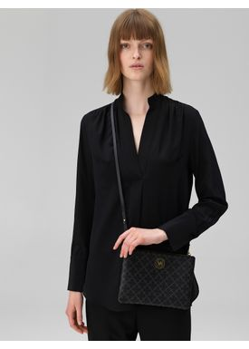 By Malene Birger - Bag - Dippalan - Charcoal Signature