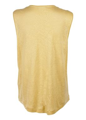By Malene Birger - Top - Ilianon - Dusty Yellow