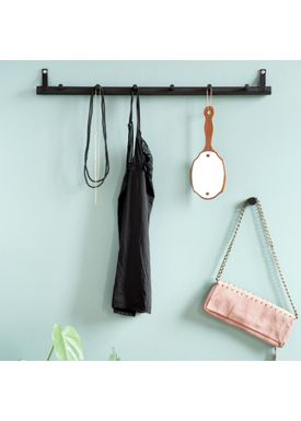 By Wirth - Hooks - Rack Dot - Oak Black