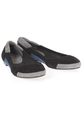 394155 Ballerinas Black