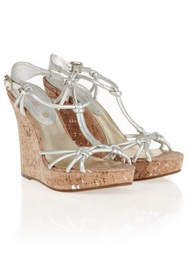 Silverfoxy Wedges Silver