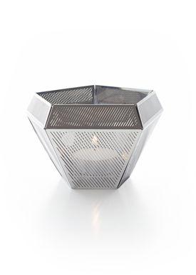 Tom Dixon - Lyseholder - Cell Light Holder - Stål