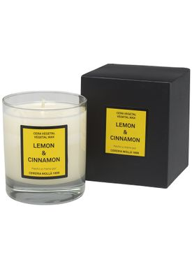 Cereria Mollá - Scented Candles - Cera  - Lemon & Cinnamon