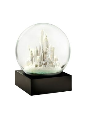CoolSnowGlobes - SnowGlobe - CoolSnowGlobes - NYC White