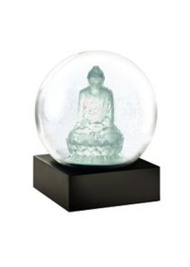 CoolSnowGlobes - Snekugle - CoolSnowGlobes - Crystal Buddha