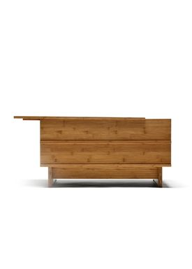 WeDoWood - Bord - Correlations Bench - Bambus