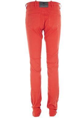 Day Racoon Color Jeans Red