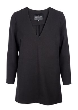 Designers Remix - Blouse - Sherry Blouse - Black