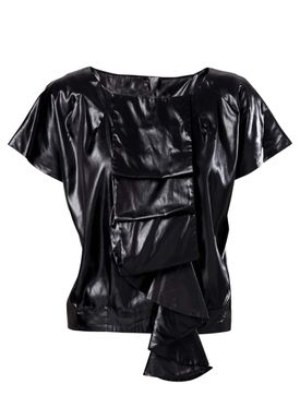 Debras Blouse Black