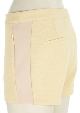 Designers Remix - Shorts - Lifa Shorts - Gul/Nude