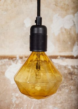 FRAMA - Bulb - Diamond Lights - Cognac