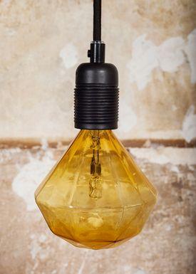FRAMA - Pærer - Diamond Lights - Cognac