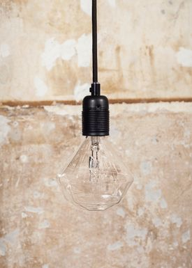 FRAMA - Bulb - Diamond Lights - Clear