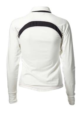 Bahall Camicia Bluse Hvid