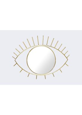 Doiy Design - Spejl - Cyclops Mirror - Wall Gold Large