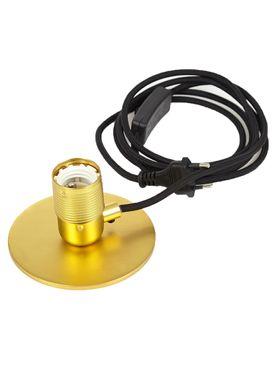 FRAMA - Lampe - E27 Bordlampe - Messing