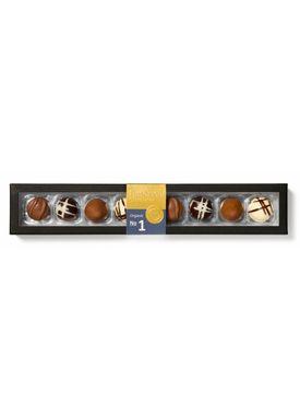 Elmelund Chocolatier - Choclate - Organic Chocolate Giftbox - No.1