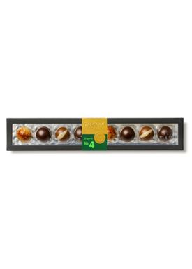 Elmelund Chocolatier - Choclate - Organic Chocolate Giftbox - No.4