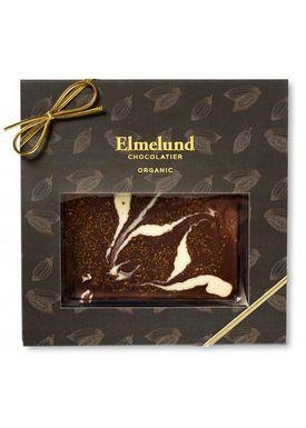 Elmelund Chocolatier - Choclate - Organic Chocolate - Darkchocolate/Coffee