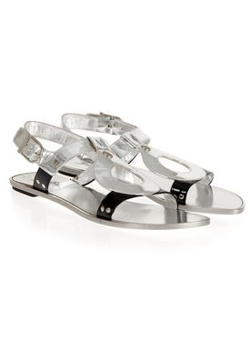 773187 Sandaler Sølv