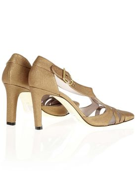 774828 Stilettos Gold
