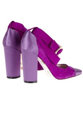 774966 Stilettos Purple