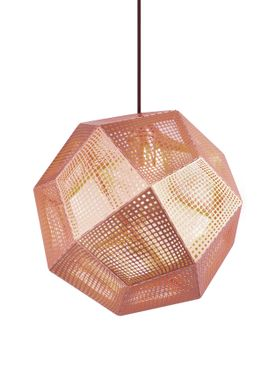 Tom Dixon - Lamp - Etch Pendant - Copper
