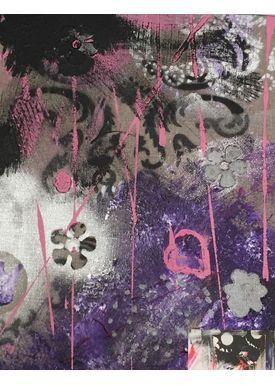 Falentin Art - Painting - Pink lady - Multi