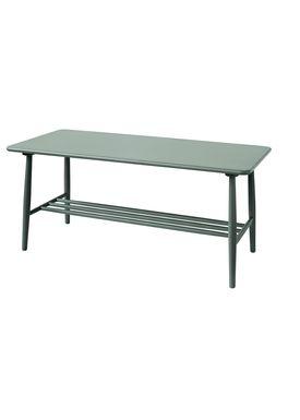 FDB Møbler / Furniture - Table - D20 af Poul M. Volther - Rectangle - Grey