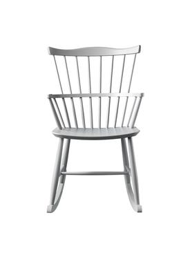 FDB Møbler / Furniture - Cushion - J52G by Børge Mogensen - Grey