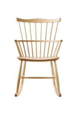 FDB Møbler / Furniture - Cushion - J52G by Børge Mogensen - Nature