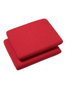 FDB Møbler / Furniture - Cushion - J146 Cushions by Erik Ole Jørgensen - Red