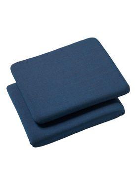 FDB Møbler / Furniture - Cushion - J146 Cushions by Erik Ole Jørgensen - Blue