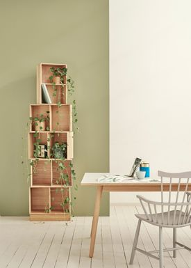 FDB Møbler / Furniture - Boxes - B98 by Mogens Koch - Small - Ash