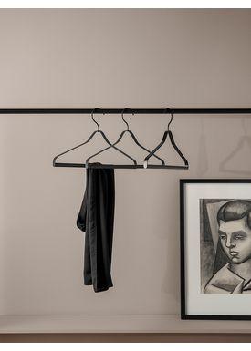 Ferm Living - Hanger - Coat Hanger - Black