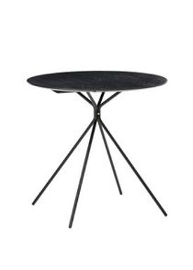 Ferm Living - Bord - Herman Side & Cafe Table - Cafe - Sort (udstillingsmodel)