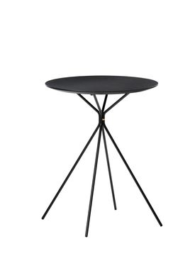 Ferm Living - Bord - Herman Side & Café Table - Side - Sort