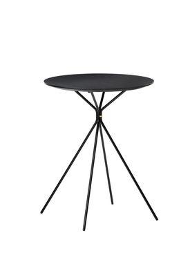 Ferm Living - Bord - Herman Side & Café Table - Side - Sort