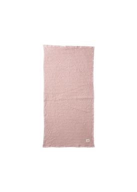 Ferm Living - Towel - Organic Bath Towel - Rose