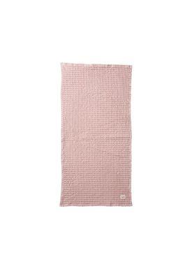 Ferm Living - Håndklæde - Organic Bath Towel - Rosa