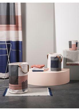 Ferm Living - Towel - Organic Hand Towel - White