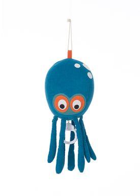 Ferm Living - Højtaler - Music Mobile - Octopus