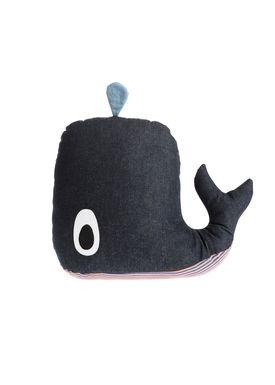Ferm Living - Højtaler - Music Mobile - Whale