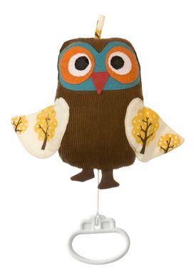 Ferm Living - Højtaler - Music Mobile - Owl
